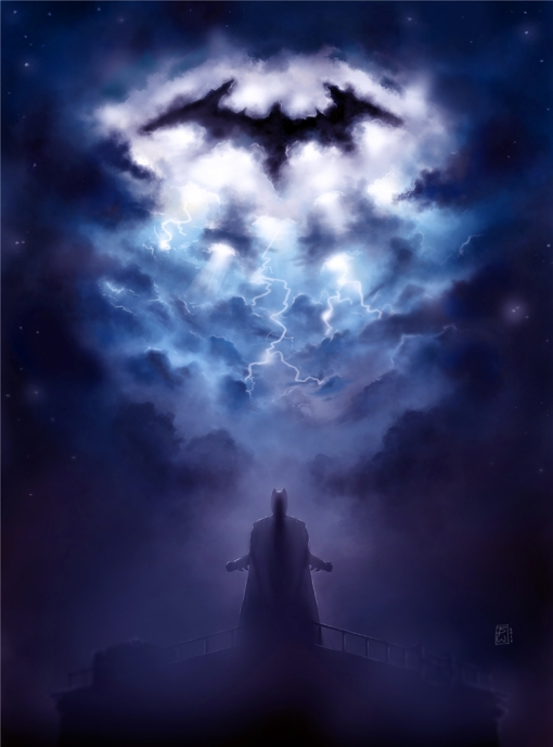 Batman Fan Art - Ben Willsonham